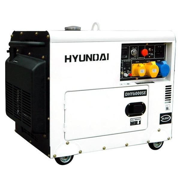 Hyundai diesel generator 5,3 kW